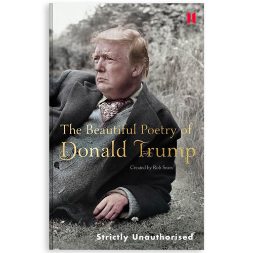 Donald Trump Poetry Father's Day Gift