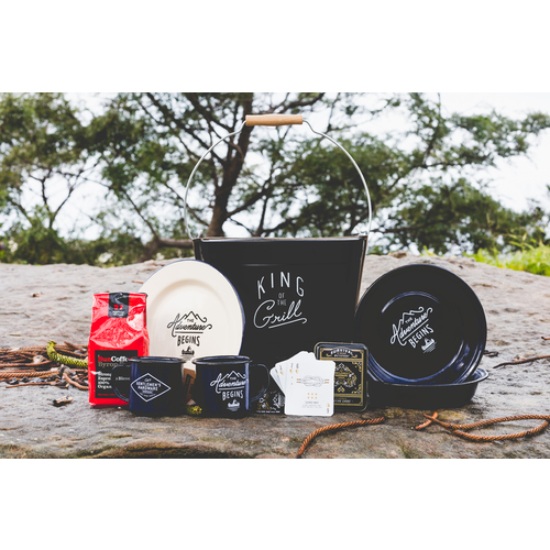 King of the Grill Father's Day Gift Hamper