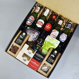 The United Nations of Beer Hamper