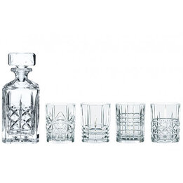 5 Piece Whisky Set
