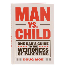 Man Vs. Child Book