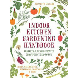 Indoor Kitchen Gardening Book