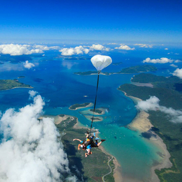 Airlie Beach Skydive, QLD