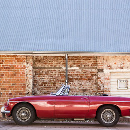 MGB Convertible Day Hire, SYD|GC|PER|MELB|SA|ALD