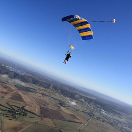 Yarra Valley Tandem Skydive, VIC