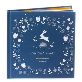 Here You Are, Baby: Wishes for Your Little One Book