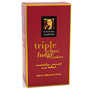 Byron Bay Cookies Triple Choc Fudge Box 150g