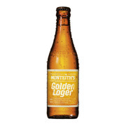 Monteith's Golden Lager 330ml