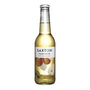 Saxton Pear Cider 330ml