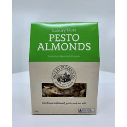 Valley Produce Pesto Almonds 120g