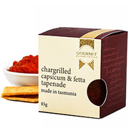 Gourmet Regional Produce Chargrilled Capsicum & Fetta Tapenade 60g