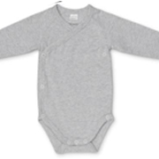Marquise Grey Wrap Bodysuit
